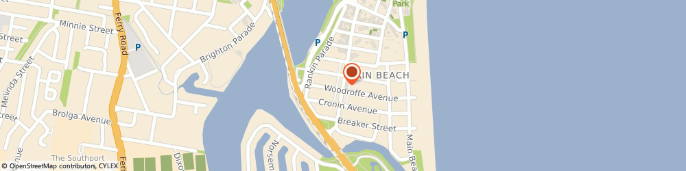 Route/map/directions to BWS The Cellar Tedder Avenue, 4217 Main Beach, 19 - 21 Tedder Ave