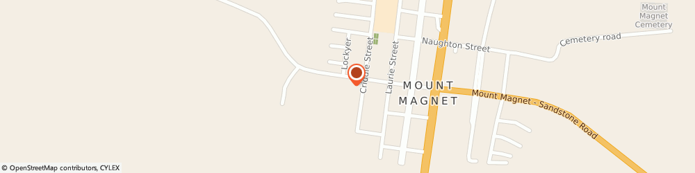 Route/map/directions to Seivy's Mechanical Services, 6638 Mount Magnet, 61 Richardson St