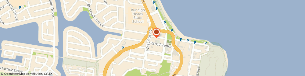 Route/map/directions to Burleigh Baker Pty Ltd, 4220 Burleigh Heads, 13/ 50 James St