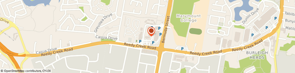 Route/map/directions to Atnet Pty Ltd, 4226 Robina, SUITE 9, 2 CLASSIC WAY