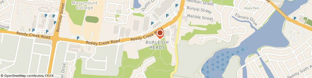 Route/map/directions to Massage Schools Of Queensland, 4220 Burleigh Heads, LEVEL 1, 36 KORTUM DRIVE