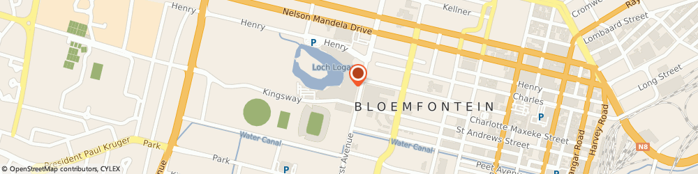 Route/map/directions to Rockport, 9301 Bloemfontein, Shop S15 Loch Logan Waterfron, Henry St