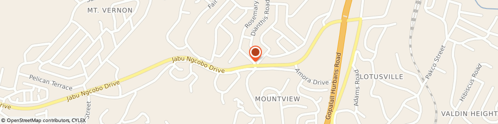 Route/map/directions to Kraydeb Insurance Brokers, 4340 Verulam, 89 ROSEMARY ROAD, BRINDHAVEN