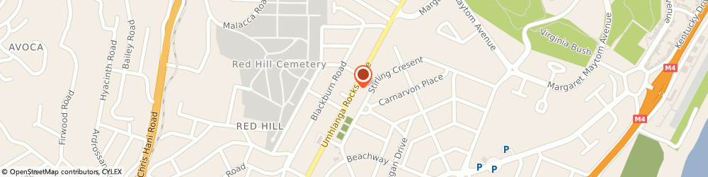 Route/map/directions to Donald Insurance Brokers, 4001 Durban, 123 UMHLANGA ROCKS DVE