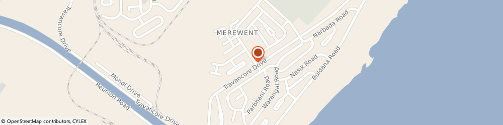 Route/map/directions to Andrew's Swimming Pool Services, 4052 Durban, 142 Dinapur Rd