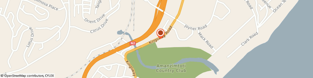 Route/map/directions to Jeppies Electrical Contractors, 7764 Athlone, 30 ANDREWS ROAD
