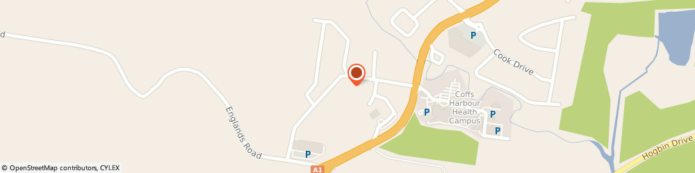 Route/map/directions to Beaumont Tiles Coffs Harbour, 2450 Coffs Harbour, 17 Isles Drive