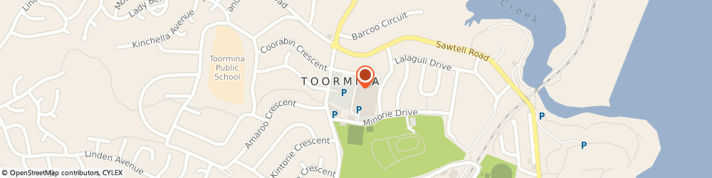 Route/map/directions to Donut King Toormina, 2452 Toormina, Centro Toormina 5 Toormina Road