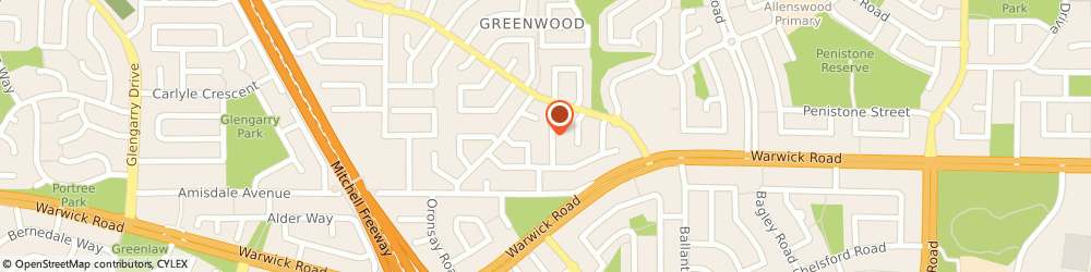 Route/map/directions to Just Darts (Greenwood Wa), 6024 Perth, 11 Redgum Street Greenwood