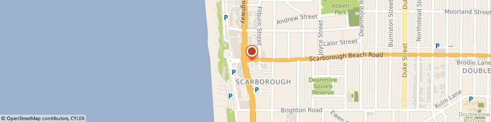 Route/map/directions to Coles Retail Stores Scarborough, 6019 Scarborough, West Coast Hwy & Scarborough Beach Rd