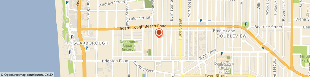 Route/map/directions to Fun Room The, 6019 Scarborough, 142 Deanmore Road