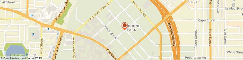 Route/map/directions to Rick Hart Seconds, 6017 Osborne Park, 42 Guthrie St