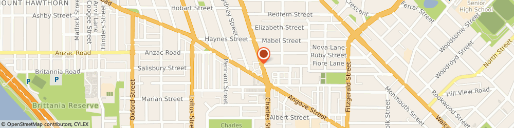 Route/map/directions to Diet by D'Zyne, 6006 North Perth, 2 / 375 Charles St