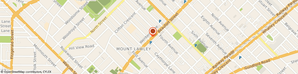 Route/map/directions to Clinipath (Mount Lawley Wa), 6050 Mount Lawley, 779 BEAUFORT STREET