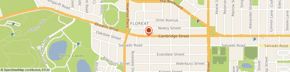 Route/map/directions to Skin Resus, 6014 Floreat, 436 Cambridge St