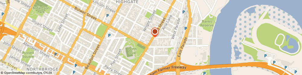 Route/map/directions to Body & Mind Kinesiology, 6000 Perth, U1/ 279 Lord St