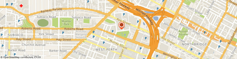 Route/map/directions to Vicki Philipoff Settlements Perth, 6005 West Perth, 32 Delhi Street
