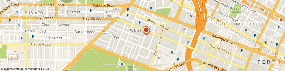 Route/map/directions to Colin Street Day Surgery, 6005 West Perth, 51 Colin Street