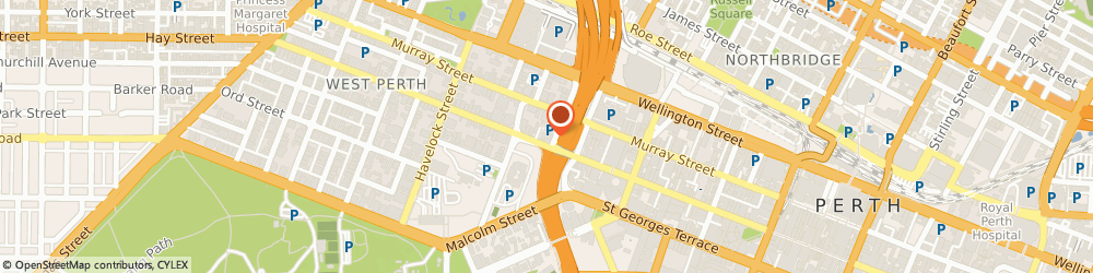 Route/map/directions to Blackburne Property Group, 6005 West Perth, Ground Floor/1050 Hay St