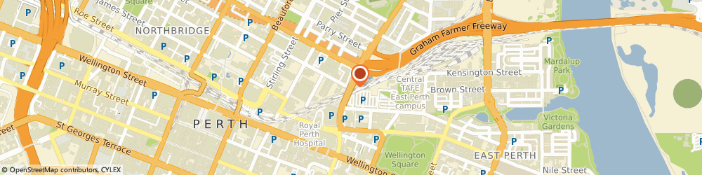 Route/map/directions to Pregnancy Assistance Inc, 6004 East Perth, 195 Lord Street
