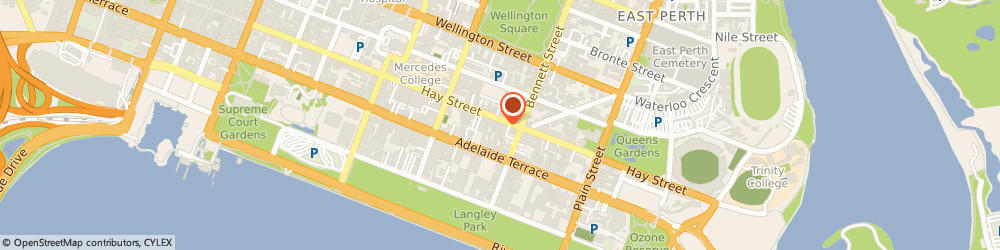 Route/map/directions to Life Coach Perth, 6004 East Perth, Suite 1/ 251 Hay St