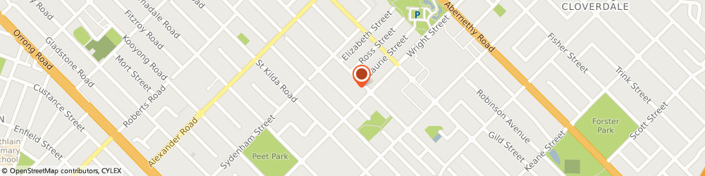 Route/map/directions to Stylewoods Commercial Interiors, 6105 Kewdale, 35 Chisholm Crs