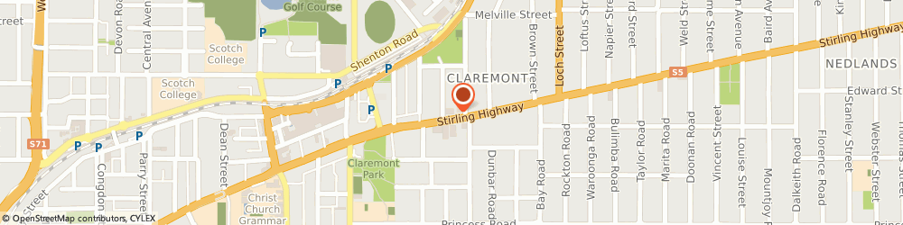 Route/map/directions to Carpet Force Claremont, 6010 Claremont, U 2 / 251 Stirling Highway