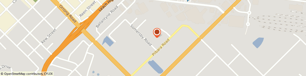 Route/map/directions to Pyrox Water Heaters, 6106 Welshpool, 112 Pilbara St