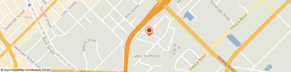 Route/map/directions to Jemal Products Pty Ltd, 6106 Welshpool, 5 Forge St