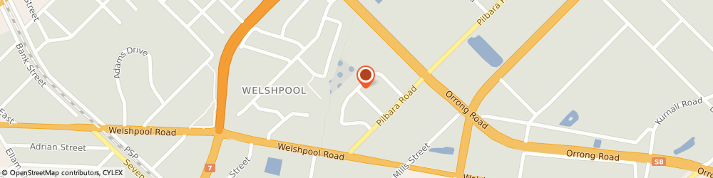 Route/map/directions to Commercial Air Solutions, 6106 Welshpool, 37 Colin Jamieson Dr