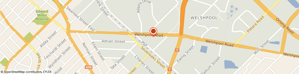 Route/map/directions to Middendorp Electric Co Pty Ltd (Welshpool Wa), 6106 Welshpool, 79 Welshpool Road