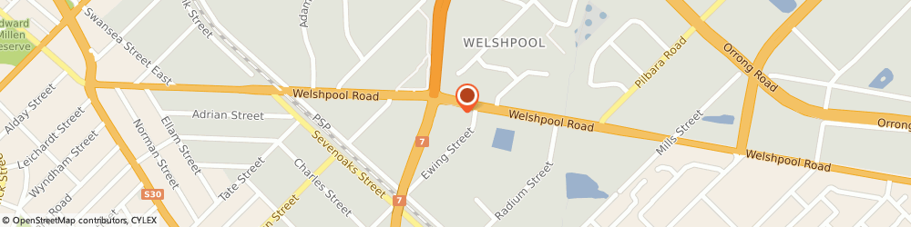 Route/map/directions to Power Equipment Centre (Wa), 6106 Welshpool, Unit 5/119 Welshpool Road