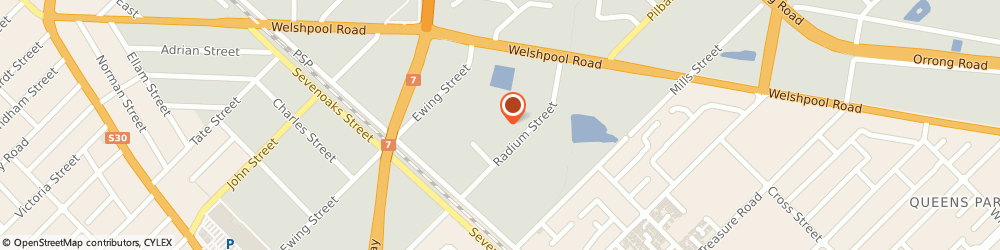 Route/map/directions to Austral Wright Metals, 6106 Welshpool, 120 Radium Street