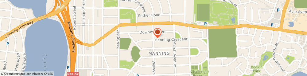 Route/map/directions to Pooles Auto Service Now Canning Automotive, 6152 Manning, 18 Welwyn Ave