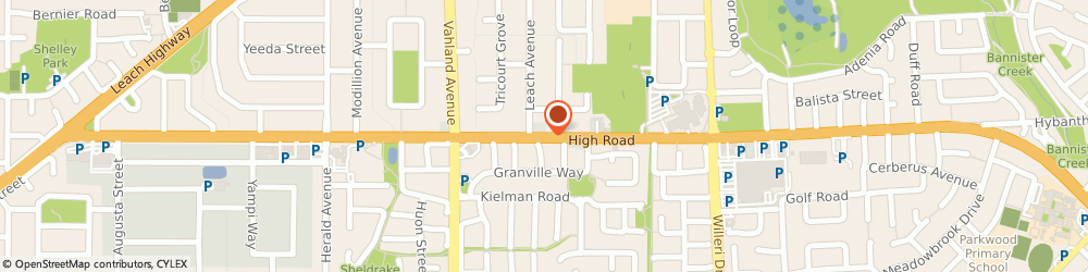 Route/map/directions to Caltex, 6148 Riverton, 270 High Road