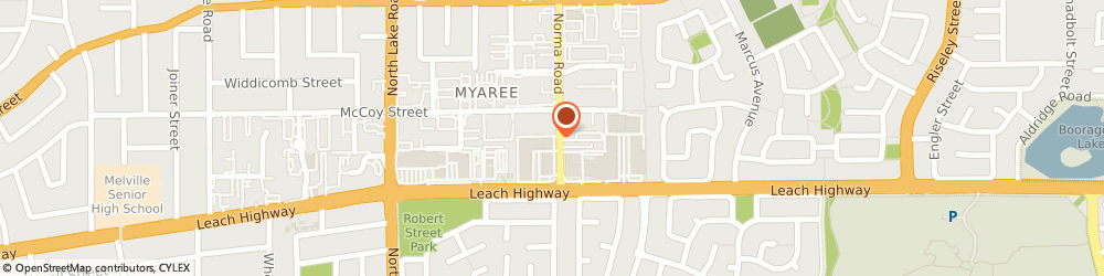 Route/map/directions to Reece Myaree, 6154 Myaree, 82 Mccoy Street