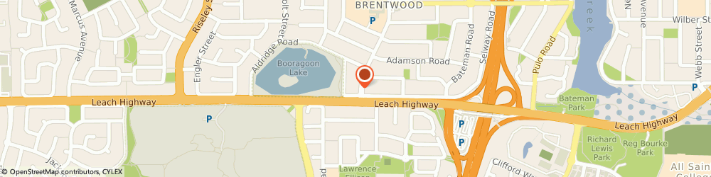 Route/map/directions to Dental Implant Placements Perth, 6153 Perth, 79 Moolyeen Road