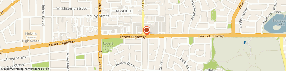 Route/map/directions to Rebel Sport, 6156 Melville, 248  Leach Highway & Norma Road