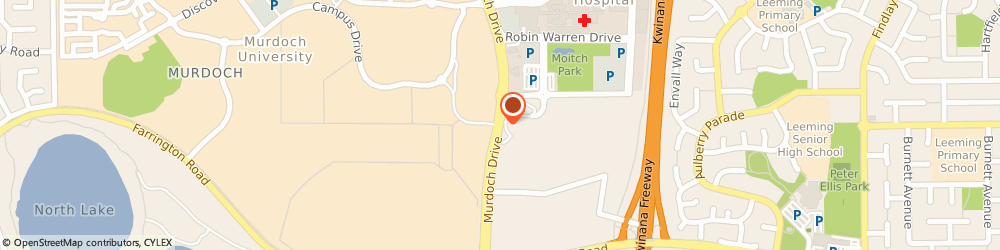 Route/map/directions to Southcare Physiotherapy, 6150 Murdoch, 100 Murdoch Dr