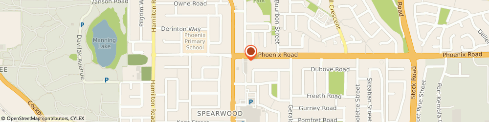 Route/map/directions to SUBWAY SPEARWOOD, 6163 Spearwood, Shop 1/73 Phoenix Rd