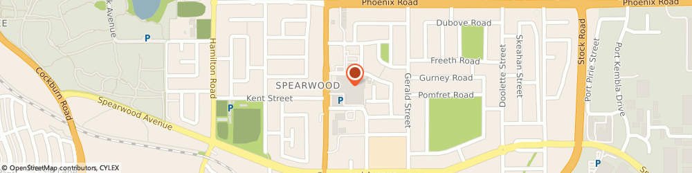 Route/map/directions to OPSM Eye Care Spearwood, 6163 Spearwood, 254 Rockingham Road
