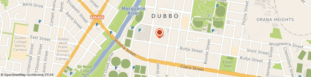 Route/map/directions to Country Cash & Trade, 2830 Dubbo, 242 Macquarie St