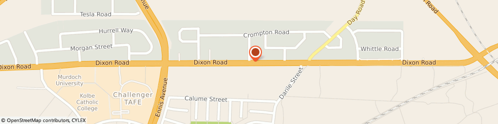 Route/map/directions to Olympifit, 6168 Rockingham, 3 Arkwright Rd, Rockingham
