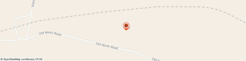Route/map/directions to Lochinvar Pet Motel, 2321 Lochinvar, Lot 206 Old North Rd