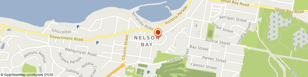 Route/map/directions to Kingston Swift., 2315 Nelson Bay, SHOP 4/ 67 MAGNUS ST