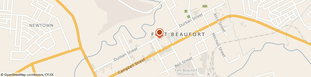 Route/map/directions to Brandt Lf Attorney, 5720 Fort Beaufort, 52 DURBAN ST