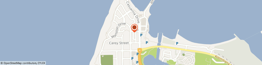 Route/map/directions to Luscious Lily, 6230 Bunbury, SHP1/ 2 VICTORIA ST