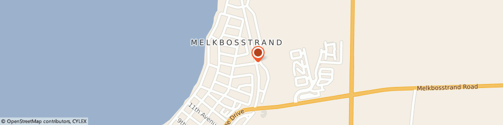 Route/map/directions to Bejo Trustees, 7441 Cape Town Melkbosstrand, 11 Atalanta Street