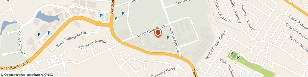 Route/map/directions to Esspada Collection, 2154 Castle Hill, 2/6 Gladstone Road