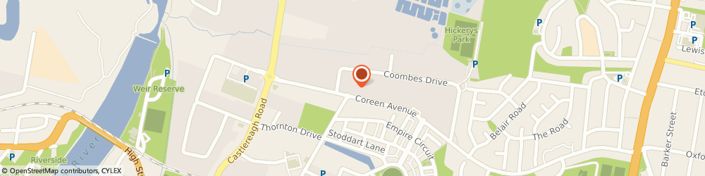 Route/map/directions to Choices Flooring Penrith, 2750 Penrith, 131 Coreen Avenue